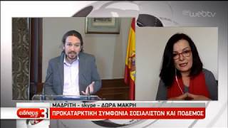 <span class='as_h2'><a href='https://webtv.eklogika.gr/ispania-symfonia-sosialiston-kai-podemos-gia-schimatismo-kyvernisis-12-12-19-ert' target='_blank' title='Ισπανία: Συμφωνία σοσιαλιστών και Podemos για σχηματισμό κυβέρνησης | 12/12/19 | ΕΡΤ'>Ισπανία: Συμφωνία σοσιαλιστών και Podemos για σχηματισμό κυβέρνησης | 12/12/19 | ΕΡΤ</a></span>