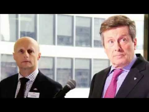 John Tory gets candid with TTC CEO Andy Byford