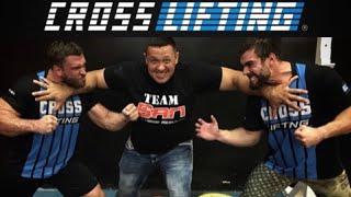 KLOKOV vs RIGERT #Crosslifting / + Koklyaev RUDIARIUS