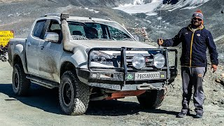 Jaideep's Isuzu D-Max V-Cross: One Of India's Nicest Modified Pick-Up Trucks