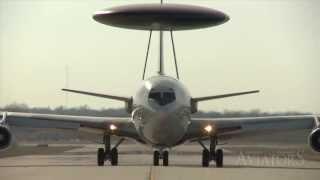 Aviators 4 Snippet: USAF E-3 AWACS