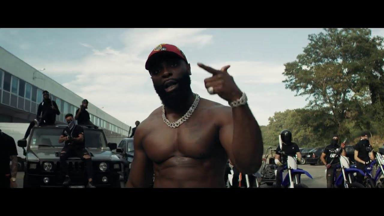 Kaaris - NRV  (Clip officiel)