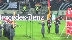 14.11.2014 Grundig Stadion Nürnberg: Deutschland - Gibraltar  Nationalhymnen