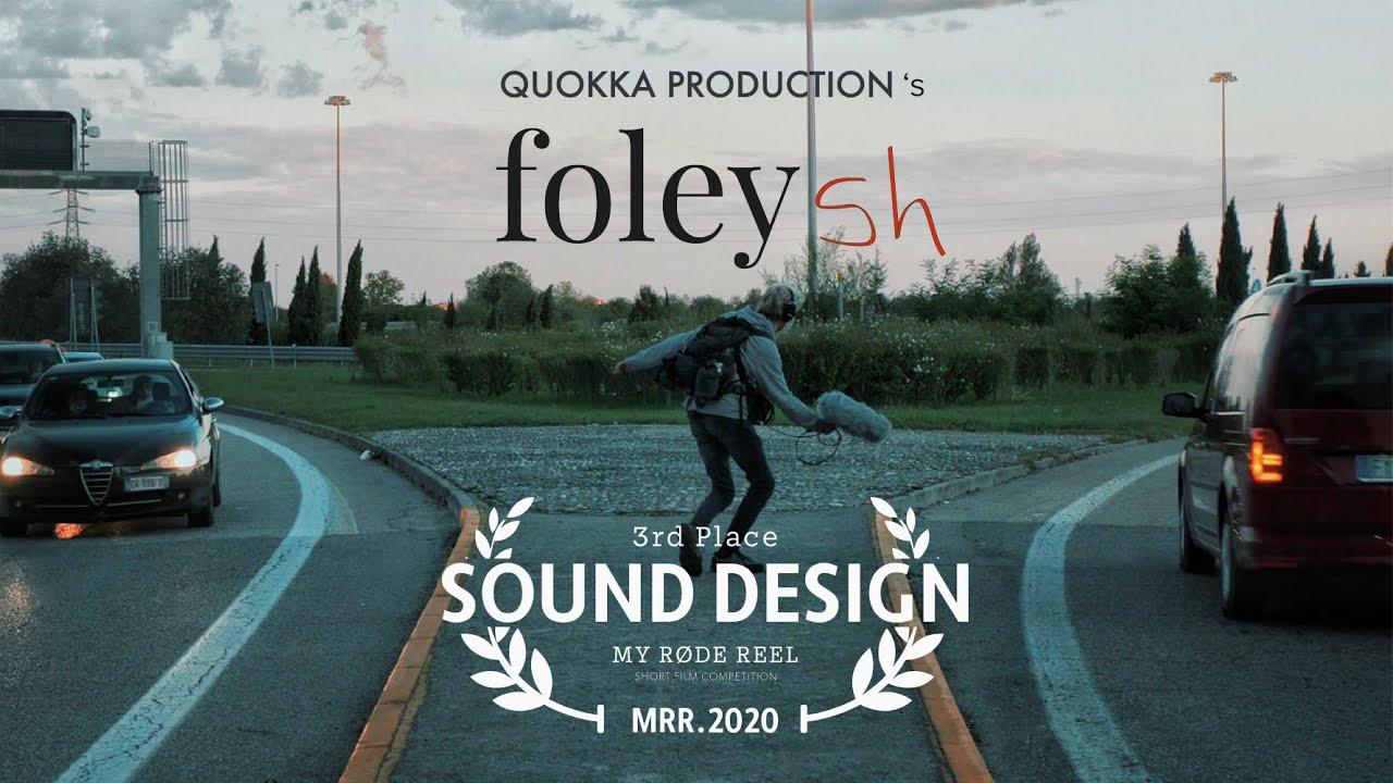 Foleysh - Short Film | My RØDE Reel 2020