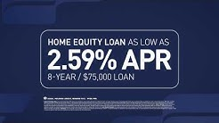 First National Bank Home Equity Loan