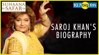 Saroj Khan's Biography