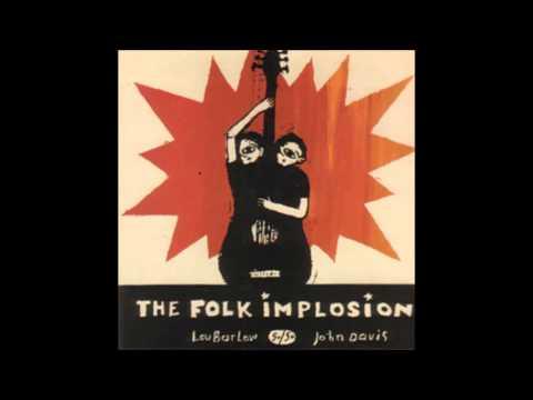 "THE FOLK IMPLOSION - ""THE FOLK IMPLOSION"" EP (1996)"