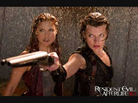 Resident Evil Afterlife Soundtrack The Outsider Renholder