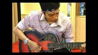 Medley 6 lagu Slow Rock Melayu cover by The-AzRan