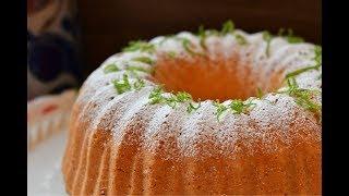 Kabarma Garantili Limonlu Sünger Kek ⎜Nurungemisicom