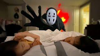 가오나시 유령의 악몽! 잠들면 안돼! 나이트메어 침대유령 침대귀신 유령침대 귀신침대 악몽유령 Do not sleep ghost is coming l nightmare ghost