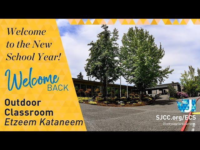 SJCCtv: Outdoor Preschool - Welcome ECS Students