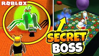 'SECRET' MANTISS LORD BOSS - NEW POLLEN FIELDS?! (Roblox Bee Swarm Simulator Secrets)