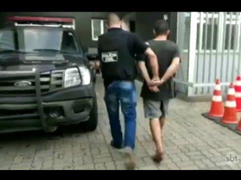 Polícia desarticula quadrilha de tráfico de drogas em Porto Alegre | SBT Brasil (26/04/18)
