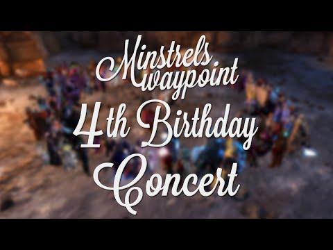 [Cmaj] Live Concert - Birthday 4!