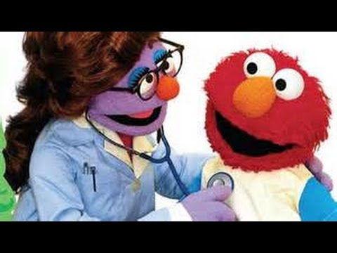 Sesame Street - Elmo Visits the Doctor