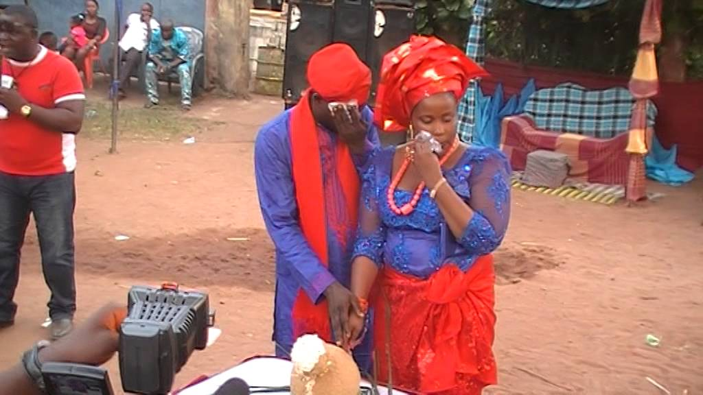Best of culture in Igbo traditional Wedding - Scene 4 - YouTube