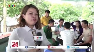 Quá tải người đến đăng ký bổ sung thông tin sim điện thoại | VTV24