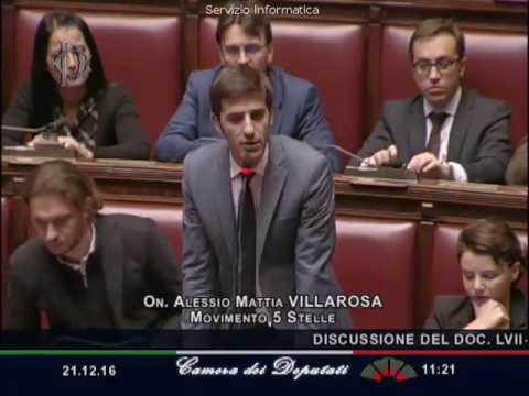 Discorso Camera Villarosa : Di maio il discorso di un nuovo e grande politico attivista m s