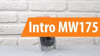 Розпакування Intro MW175 / Unboxing Intro MW175