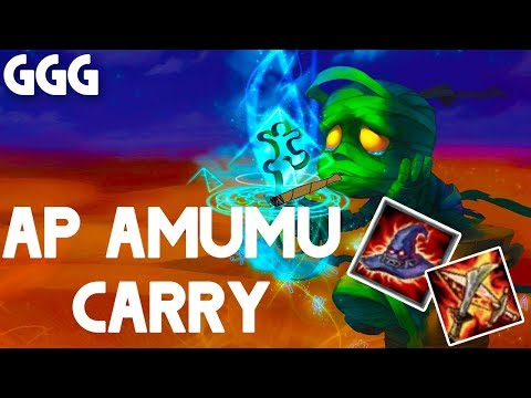 too much crit mumu? HERE HE IS FULL AP - League of Legends thumbnail