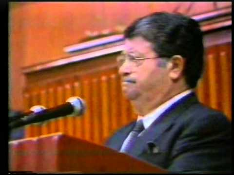 Özal'ın Başbakan olarak Meclis'teki Son Konuşması-1989
