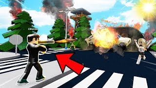 WE COMPLETELY DESTROY THE MAP OF ROBLOX! 🔥💥 *EPIC*