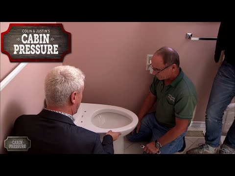 DIY Toilet Installation – Cabin Pressure