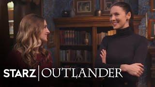 Outlander | Caitriona Balfe Boston Apartment Tour | STARZ