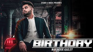 Birthday (Narinder Kailey) Mp3 Song Download