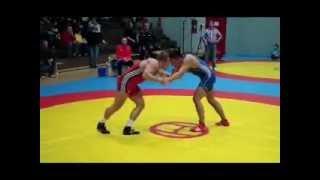 Martin Obst vs Carsten Kopp - 74 kg Freistil