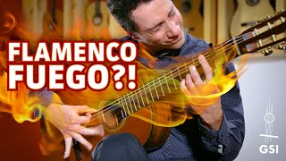 The Best of Grisha - Part 1: Paco de Lucia and Sabicas played on 3 GREAT guitars