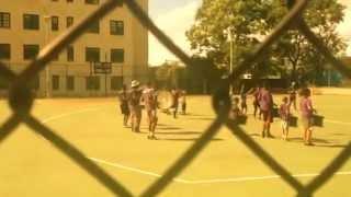 Drum practice at summer school P.S.114 the Ryder school Canarsie Brooklyn