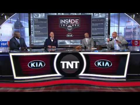 Charles Barkley goes hard on Phoenix Suns | INSIDE THE NBA