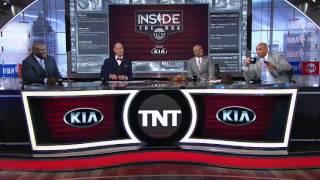 Charles Barkley goes hard on Phoenix Suns | INSIDE THE NBA