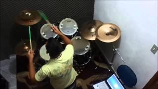 Cover Drums   Douglas Mulinári   Eu Corro Para Ti