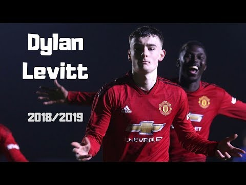 Dylan Levitt - Season Highlights - 2018/2019