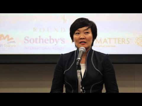 Finding Balance Summit Speakers - Mrs. Akie Abe