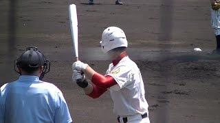 関学の大砲。 第97回全国高校野球選手権兵庫大会7月11日開幕。