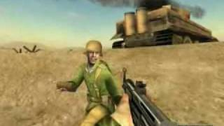 Battlefield 1942 Gameplay Trailer