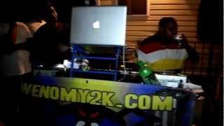 Sound Clash Fraternity ~ Anniversary ~ BBQ ~ Venom Y2k Tun On