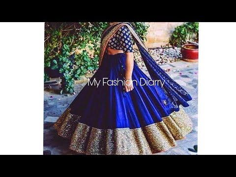 How to attach fabric border on umbrella/kalidar ghera without pleats || DIY ||