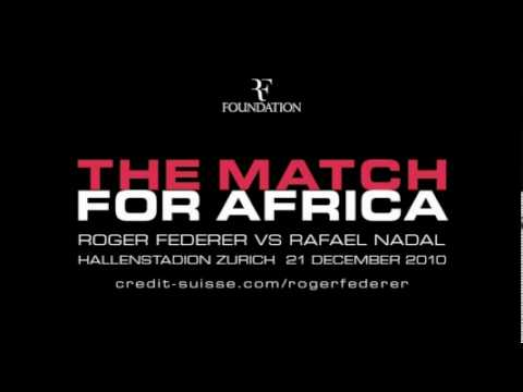 Credit Suisse presents Duel between Federer and Nadal