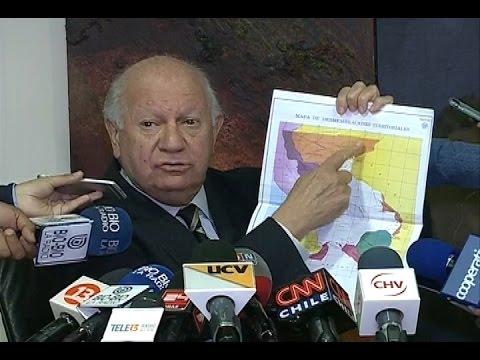 """Ricardo Lagos: """"Bolivia ha perdido más de la mitad de su territorio y Chile responde por el 11%"""""""