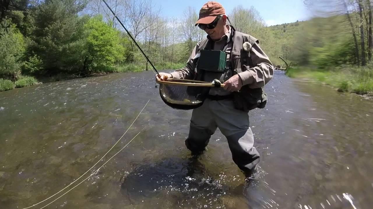 Kettle creek fishing trip 2016 youtube for Fishing trips in pa