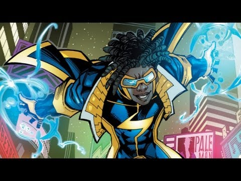 Superhero Origins: Static
