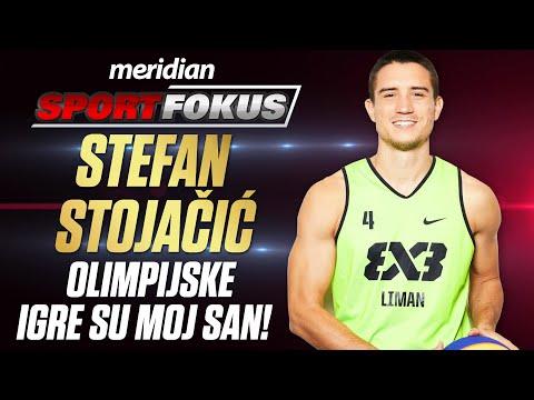 Stefan Stojačić: Olimpijske igre su oduvek bile moj san! | SPORT FOKUS