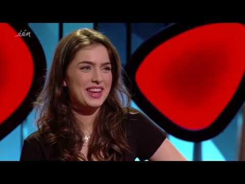 Mag Ik U Kussen S04E10 (Olga Leyers, Adriaan Van den Hoof, Stijn Van de Voorde) HD 2017