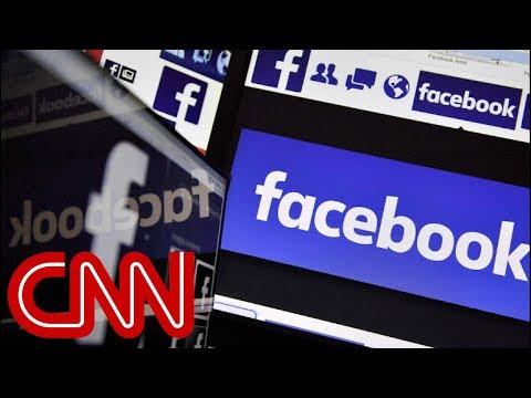 Facebook suspends data firm with Trump ties