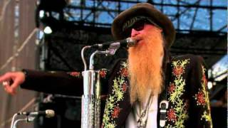 ZZ Top Live at Crossroads Eric Clapton Guitar Festival 2010